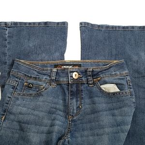 Jordache Girls Flare Jeans Slim Fit